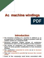Ac Machine Windings