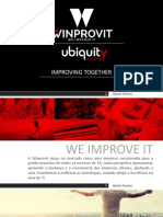Apresentação Ubiquity Winprovit