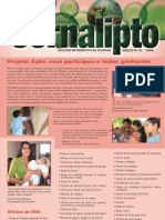 Jornalipto nº 33 - Dezembro 2009 (Projeto Ação Curvelo)