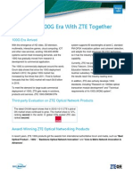 ZTE 100G Highlights_20131105