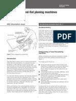 Safe_handfed Planing Machines