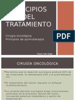 Principios Del Tratamiento Oncologicos