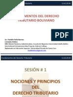 Fundamentos Del Derecho Tributario Boliviano