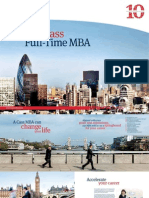 Cass Full Time Mba Prospectus