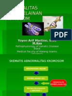 ABNORMALITAS kromosom
