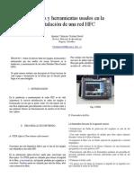 IEEE Herramientas de HFC