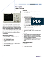 MSO4000 DPO4000 Mixed Signal Oscilloscope Datasheet 22