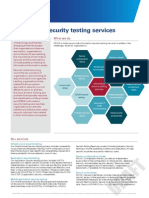 KPMG Information Security Testing Services