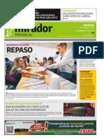 Edición impresa del domingo 26 de abril de 2014