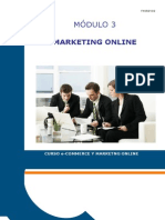 Modulo 3- Marketing Online