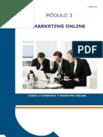 Modulo 3- Marketing Online