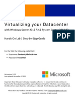 Virtualizing Your Datacenter