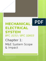 Topic 1 mechanical and electrical