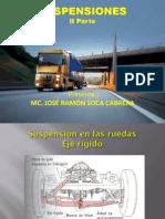 Suspension II Parte