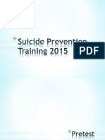 suicide prevention powerpoint