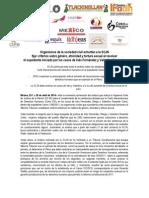 Organismos de la sociedad civil exhortan a la SCJN fijar criterios sobre género, etnicidad y tortura sexual al resolver el expediente iniciado por los casos de Inés Fernández y Valentina Rosendo