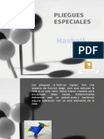 Pliegues-Especiales  Haskell