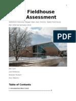 walter fieldhouse needs assessment docx final