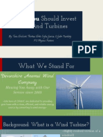 wind energy presentation- revised