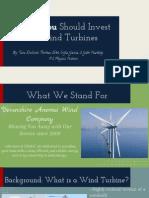 wind energy presentation- revised