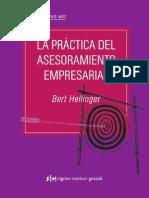 Bert Helliger La Practica Del Asesoramiento Empresarial