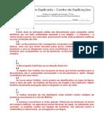 1.3 Teste Diagnóstico - Os Muçulmanos Na Península Ibérica (3) - Soluções