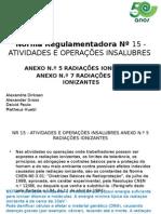 Norma Regulamentadora Nº 15 - ATIVIDADES E OPERAÇÕES.pptx