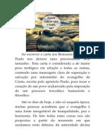 o Cristão e a Glória Futura