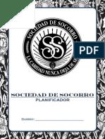 Planificador SOCIEDAD DE SOCORRO