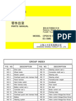 1.8ton Sme Parts Manual