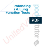 Pocket Tutor Understanding ABGs and Lung Function Tests (2012) [PDF] [UnitedVRG]