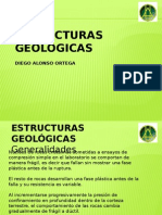 Estructuras Geologicas.