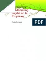 El Marketing Digital en la Empresa - Redes Sociales