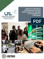 Consumo de Internet en Colombia