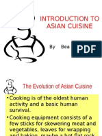 Introduction to Asian Cuisine
