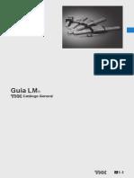 Guías y rodamientos lineales