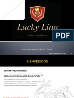 Lucky Lion Manual XSG5