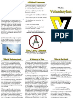 Voluntaryism Pamphlet