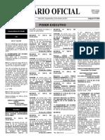 Decreto 3771R DIOES 26-01-2015 Pags 9e10 Altera Decreto 3729R