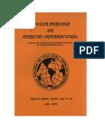 Revista Peruana de Derecho Internacional N° 130 - 2006
