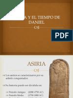 Asiria y Daniel, Cap. 1