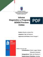 INFORME Diagnóstico y Programación