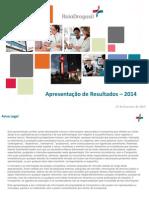 RaiaDrogasil Apresentação 20150227 PT