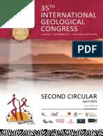 35th IGC Announcement SecondCircular
