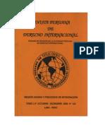 Revista Peruana de Derecho Internacional N° 133 - 2006