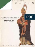 Augustin - Revizuiri