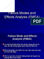 Failure Modes and Effects Analysis (FMEA)-V