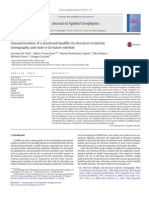 De Carlo 2013 Characterization of a Dismissed Landfill via Electrical Resistivity Tomography and Mise-à-la-masse Method (1)