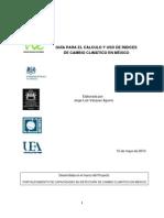 Guia Indices CC-2010