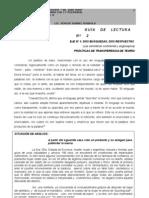 GUÍA DE LECTURA Nº2 - SEMIÓTICA 2008 - CONNOTACIÓN
